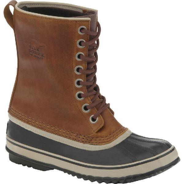 【クーポンで最大2000円OFF】(取寄)ソレル レディース 1964プレミアム ブーツ Sorel Women 1964 Premium Boot Cappuccino/Oxford Tan