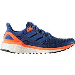 (索取)愛迪達人能源,能源推進跑步鞋Adidas Mens Energy Boost Running Shoe Collegiate Royal/Blue/Solar Orange