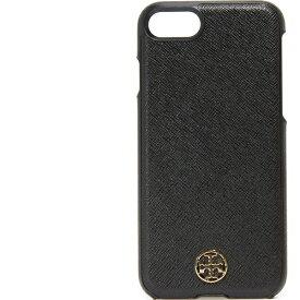 d6df8a1c5a トリーバーチ iPhone7ケース ブラック ロビンソン ハードシェル アイフォン 7 ケース iPhoneケース Tory Burch  Robinson Hardshell