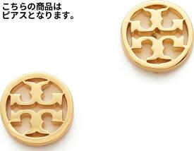 トリーバーチ ピアス ロゴ サークル スタッズ ゴールド Tory Burch Logo Circle Stud Earrings【コンビニ受取対応商品】