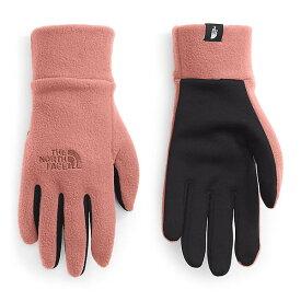 (取寄)ノースフェイス ユニセックス TKA 100 グレイシャー グローブ The North Face Unisex TKA 100 Glacier Glove Pink Clay