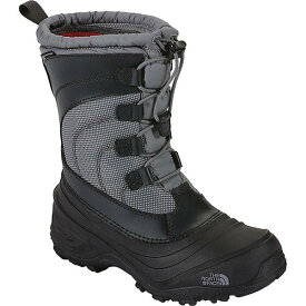 (取寄)ノースフェイス ユース アルペングロー IV ブーツ The North Face Youth Alpenglow IV Boot Griffin Grey / Zinc Grey