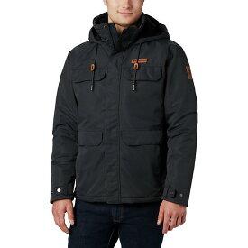 (取寄)コロンビア メンズ サウス キャニオン ライン ジャケット Columbia Men's South Canyon Lined Jacket Black