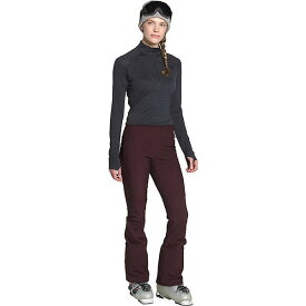 (取寄)ノースフェイス レディース スノガ パンツ The North Face Women's Snoga Pant Root Brown