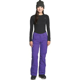 (取寄)ノースフェイス レディース フリーダム インサレーテッド パンツ The North Face Women's Freedom Insulated Pant Peak Purple