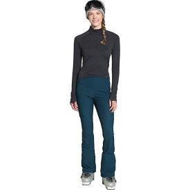 (取寄)ノースフェイス レディース スノガ パンツ The North Face Women's Snoga Pant Blue Wing Teal