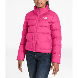 【エントリーでポイント5倍】(取寄)ノースフェイス ガールズ アンデス ダウン ジャケット The North Face Girls' Andes Down Jacket Mr. Pink