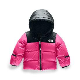 (取寄)ノースフェイス インファント ムーンドギー 2.0 ダウン ジャケット The North Face Infant Moondoggy 2.0 Down Jacket Mr. Pink