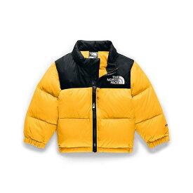 【エントリーでポイント5倍】(取寄)ノースフェイス インファント 1996 レトロ ヌプシ ダウン ジャケット The North Face Infant 1996 Retro Nuptse Down Jacket TNF Yellow