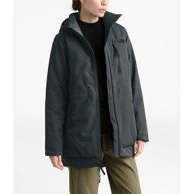 (取寄)ノースフェイス レディース ミレニア インスレート ジャケット The North Face Women's Millenia Insulated Jacket Asphalt Grey