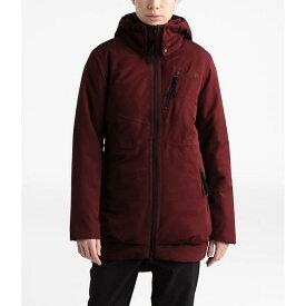 (取寄)ノースフェイス レディース ミレニア インスレート ジャケット The North Face Women's Millenia Insulated Jacket Deep Garnet Red