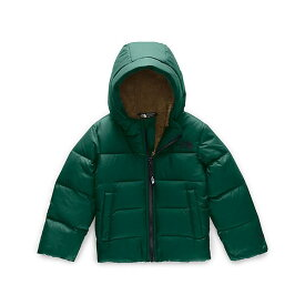 (取寄)ノースフェイス トッドラー ムーンドギー ダウン ジャケット The North Face Toddlers' Moondoggy Down Jacket Night Green