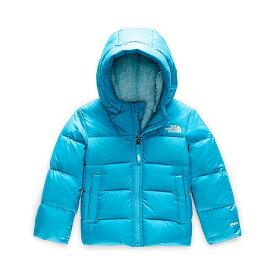 (取寄)ノースフェイス トッドラー ムーンドギー ダウン ジャケット The North Face Toddlers' Moondoggy Down Jacket Turquoise Blue