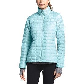 (取寄)ノースフェイス レディース サーモボール エコ ジャケット The North Face Women's ThermoBall Eco Jacket Windmill Blue Matte