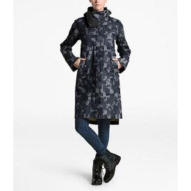(取寄)ノースフェイス レディース クリオス 3L ビッグ E マック ゴアテックス ジャケット The North Face Women's Cryos 3L Big E Mac GTX Jacket Indigo Denim Jacquard