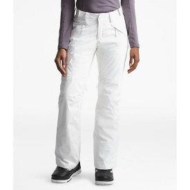 (取寄)ノースフェイス レディース フリーダム インスレート パンツ The North Face Women's Freedom Insulated Pant TNF White