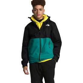 【クーポンで最大2000円OFF】(取寄)ノースフェイス メンズ ミラートン ジャケット The North Face Men's Millerton Jacket TNF Black / Jaiden Green