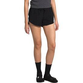 (取寄)ノースフェイス レディース クラス V ミニ 2.5 インチ ショット The North Face Women's Class V Mini 2.5 Inch Short TNF Black