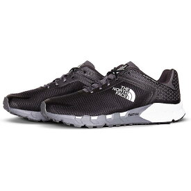 (取寄)ノースフェイス メンズ フライト トリニティ シューズ The North Face Men's Flight Trinity Shoes Dark Shadow Grey / TNF Black