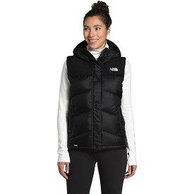 【クーポンで最大2000円OFF】(取寄)ノースフェイス レディース バラム ダウン ベスト The North Face Women's Balham Down Vest TNF Black