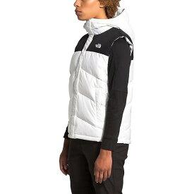 【クーポンで最大2000円OFF】(取寄)ノースフェイス レディース ウィメンズ バラム ダウン ベスト The North Face Women's Balham Down Vest TNF White