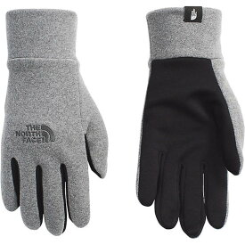(取寄)ノースフェイス ユニセックス TKA 100 グレイシャー グローブ The North Face Unisex TKA 100 Glacier Glove TNF Medium Grey Heather