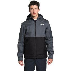 (取寄)ノースフェイス メンズ ミラートン ジャケット The North Face Men's Millerton Jacket Vanadis Grey / TNF Black