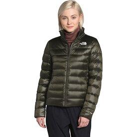 (取寄)ノースフェイス ダウンジャケット レディース アコンカグア ジャケット The North Face Women's Aconcagua Jacket New Taupe Green 送料無料