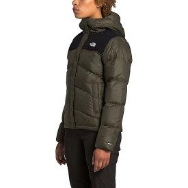 (取寄)ノースフェイス レディース ウィメンズ バラム ダウン ジャケット The North Face Women's Balham Down Jacket New Taupe Green 送料無料