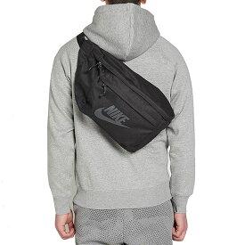 ナイキ メンズ テック ヒップ パック ショルダーバッグ ブラック 黒 Nike Tech Hip Pack Black Anthracite