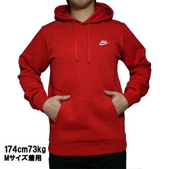 耐克帽衫耐克男子的帕克红色新南威尔士州俱乐部套衫帽衫耐克男子新南威尔士州俱乐部羊毛套衫帽衫大学红/大学红/白 02P05Nov16