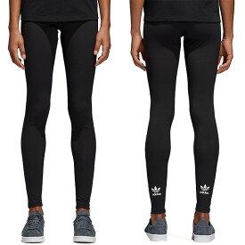 アディダス オリジナルス レギンス レディース アディカラー トレフォイル レギンス adidas Originals Womens Adicolor Trefoil Leggings Black