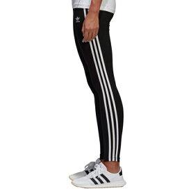 アディダス オリジナルス レギンス レディース トレフォイル タイツ 3本線 adidas ORIGINALS Womens Trefoil Tights Black