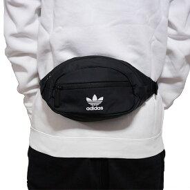 【訳あり アウトレット】アディダス オリジナルス メンズ ナショナル ウエスト パック adidas originals Men's National Waist Pack Black