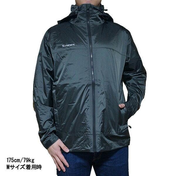 シムス ハイアライト レインジャケット Simms Hyalite Rain Jacket 【フィッシングジャケット】