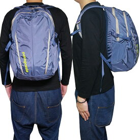 パタゴニア レフュジオ・パック 28L patagonia Refugio 28L Backpack Dolomite Blue 47912