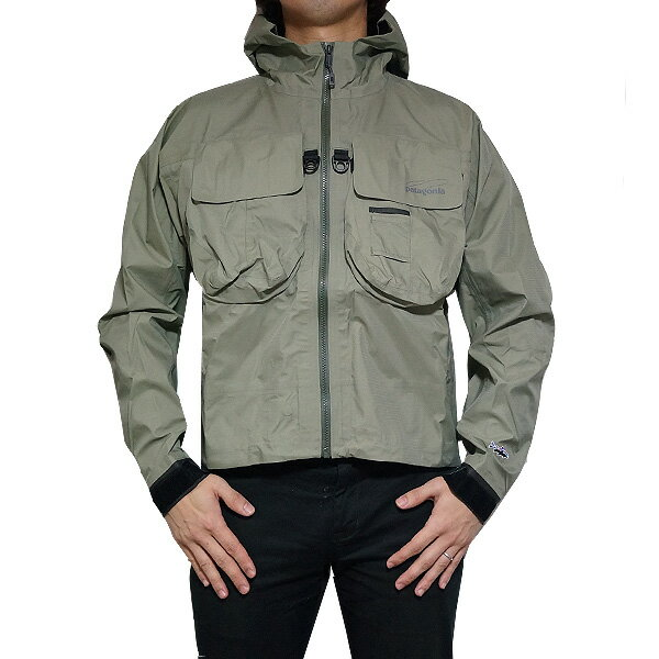 パタゴニア メンズ SST ジャケット フィッシングジャケット グリーン Patagonia Men's SST Jacket