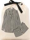 バッグオール パジャマズ オーガナイジング バッグ Bag-all Striped Pajamas Organizing Bag 【コンビニ受取対応商品】