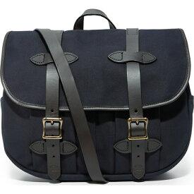 (取寄)FILSON Medium Field Bag フィルソン ミディアム フィールド バッグ Navy