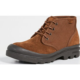 【クーポンで最大2000円OFF】(取寄)ポロ ラルフローレン ウマル ワーク ブーツ Polo Ralph Lauren Umar Work Boots NewSnuff