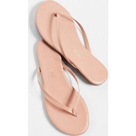 (取寄)ティキーズ レディース ファンデーションズ シマー フリップ フロップス TKEES Women's Foundations Shimmer Flip Flops NudeBeach