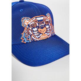 (取寄)ケンゾー キャンバス タイガー ハット KENZO Kanvas Tiger Hat SlateBlue