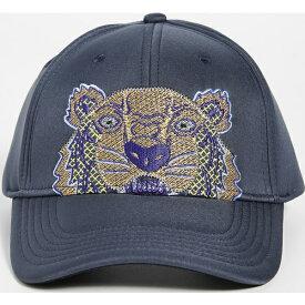 (取寄)ケンゾー ネオン タイガー ハット KENZO Neon Tiger Hat Anthracite