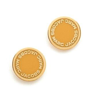 91bc81295 Categories. « All Categories · Jewelry & Accessories · Women's Accessories  · Earrings · Mark Jacobs pierced earrings enamel logo disk ...