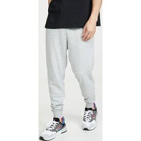 【クーポンで最大2000円OFF】(取寄)ニューバランス メンズ リフレクティブ ロゴ ジョガー New Balance Men's Reflective Logo Joggers Grey