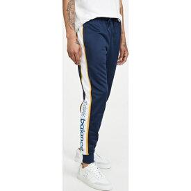 【クーポンで最大2000円OFF】(取寄)ニューバランス メンズ エヌビー アスレチックス トラック パンツ New Balance Men's NB Athletics Track Pants NaturalIndigo
