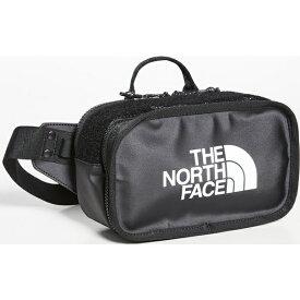 (取寄)ノースフェイス エクスプロア ビーエルティー S ウェスト バッグ The North Face Explore BLT S Waist Bag TNFBlack TNFWhite