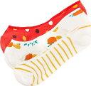 (索取)Kate Spade New York Orangerie Sock Set keitosupedooranjurisokkusetto Cream