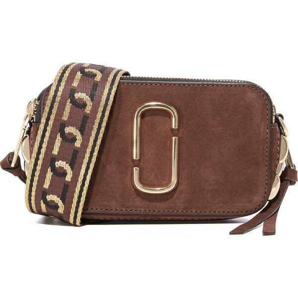 (取寄)Marc Jacobs Chain Snapshot Camera Bag マークジェイコブス チェイン スナップショット カメラ バッグ Chocolate