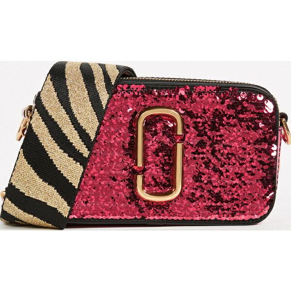 (取寄)Marc Jacobs Snapshot Camera Bag マークジェイコブス スナップショット カメラ バッグ Pink